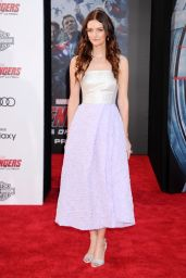 Lydia Hearst – Avengers: Age Of Ultron Premiere in Hollywood