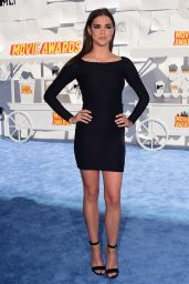 Maia Mitchell – 2015 MTV Movie Awards in Los Angeles
