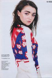 Maise Williams - Glamour Magazine (UK) May 2015 Issue