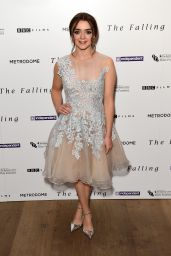 Maisie Williams - The Falling Gala Premiere in London