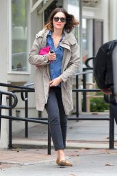 Mandy Moore - Out in Los Angeles, April 2015