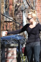 Margot Robbie Out in Toronto, April 2015