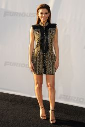 Maria Menounos - Furious 7 Premiere in Hollywood