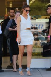 Maria Menounos - Leaving ULTA in Los Angeles, March 2015