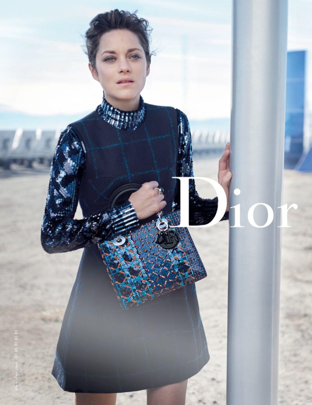Marion Cotillard – Lady Dior 2015 Marion Cotillard