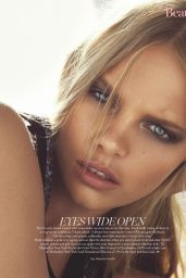 Marloes Horst - Marie Claire Magazine (UK) May 2015 Issue