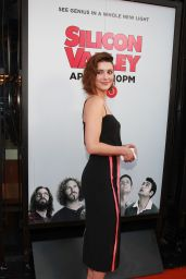 Mary Elizabeth Winstead - Silicon Valley Season 2 Premiere in Hollywood