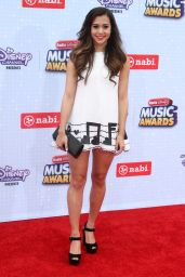 Megan Nicole – 2015 Radio Disney Music Awards in Los Angeles