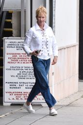 Melanie Griffith - Out in Los Angeles, April 2015