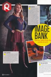 Melissa Benoist - SFX Magazine June 2015 Issue