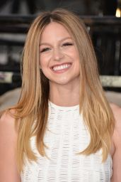 Melissa Benoist - The Longest Ride Premiere in Hollywood