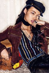 Meng Zheng - Photoshoot for Vogue Magazine (China) May 2015