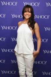 Michelle Rodriguez - 2015 Yahoo Digital Content NewFronts in New York City
