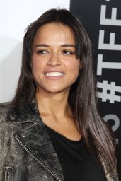 Michelle Rodriguez - Live From New York! Premiere at 2015 Tribeca Film Festival