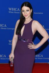 Michelle Trachtenberg – 2015 White House Correspondents Dinner in Washington, DC