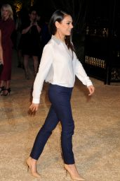 Mila Kunis – Burberry's London in Los Angeles Party in Los Angeles, April 2015