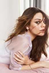 Mila Kunis - Schweizer Illustrierte Style Magazine April 2015 Issue