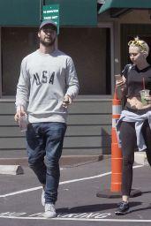 Miley Cyrus at Hugo