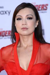 Ming-Na Wen - Avengers: Age Of Ultron Premiere in Hollywood