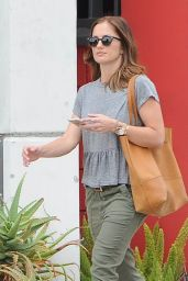 Minka Kelly Street Style - Out in LA, April 2015