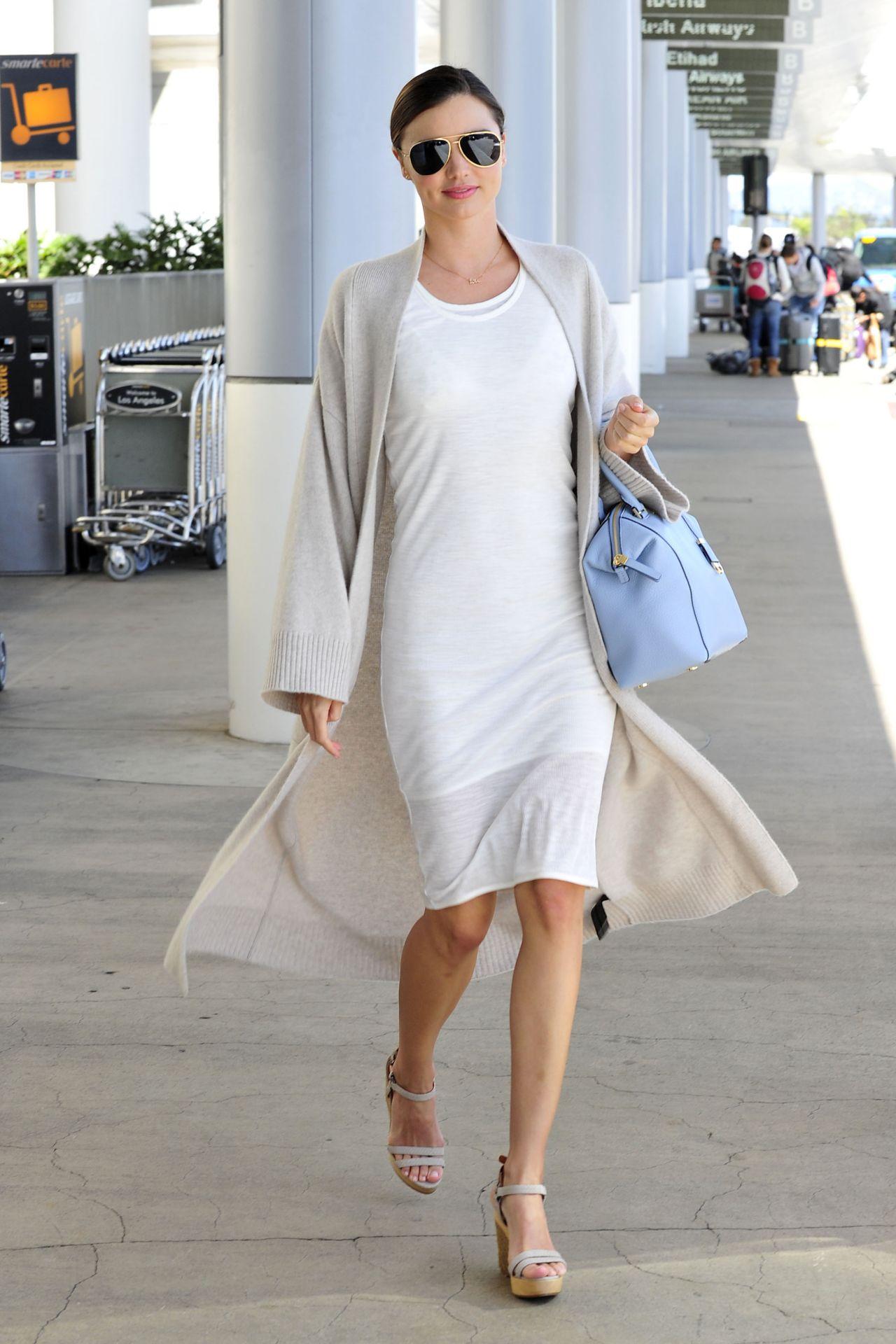 Fashion Fashion Magazine: At LAX Airport, April 2015