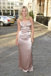 Mollie King - Magnum Pink & Black Launch Party in London, April 2015