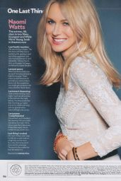 Naomi Watts - People Magazine March 30th 2015 Issue