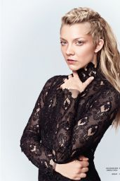 Natalie Dormer - Photoshoot for VVV Magazine 2015