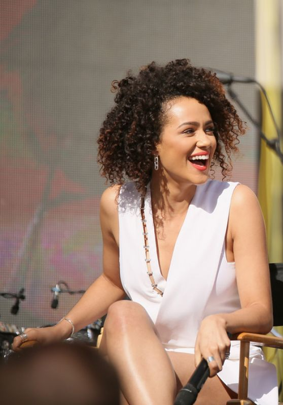 Nathalie Emmanuel - Furious 7 Concert Hosted by REVOLT in Hollywood