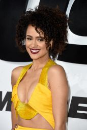 Nathalie Emmanuel – Furious 7 Premiere in Hollywood