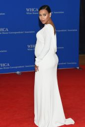 Naya Rivera – 2015 White House Correspondents Dinner in Washington, DC