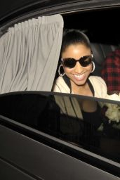 Nicki Minaj - Leaving Playhouse Nightclub in Hollywood, April 2015