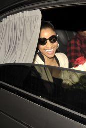 Nicki Minaj - Leaving Playhouse Nightclub in Hollywood, April 2015