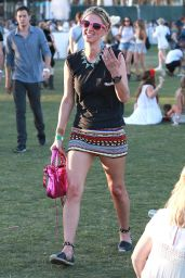 Nicky Hilton - Coachella Valley Music Festival Day 3