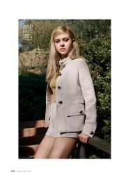 Nicola Peltz - InStyle Magazine May 2015 Issue