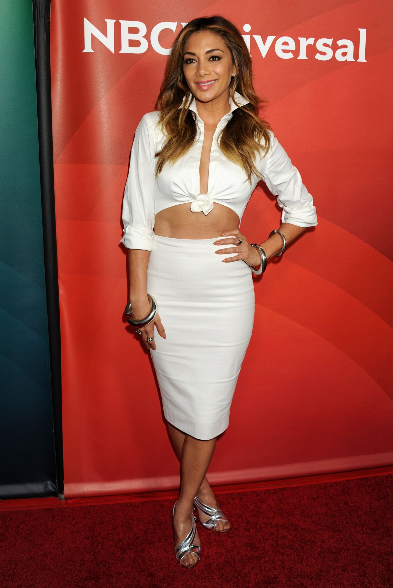 Nicole Scherzinger – 2015 NBCUniversal Summer Press Day in Pasadena