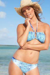 Nina Agdal - Macys Swimwear - 2015
