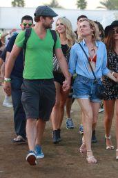 Nina Dobrev – Coachella Music & Arts Festival 2015
