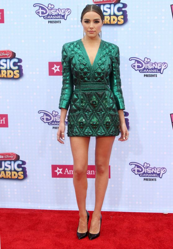 Olivia Palermo – 2015 Radio Disney Music Awards in Los Angeles