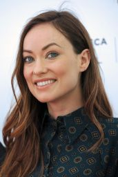 Olivia Wilde - 2015 Tribeca Talks: Master Class in New York City