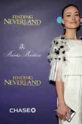 Olivia Wilde - Finding Neverland Opening Night in New York City