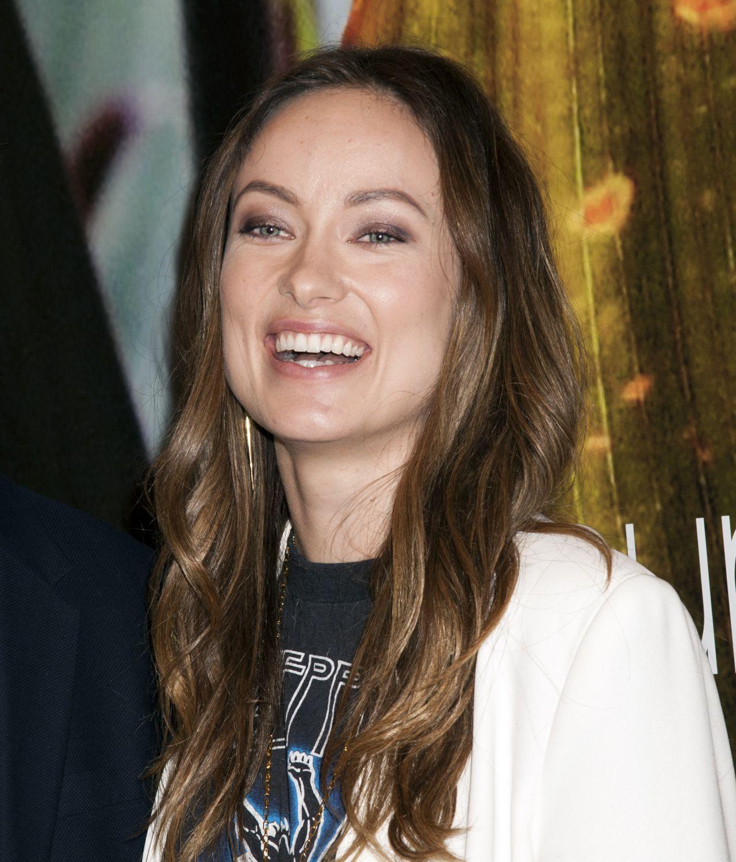 Olivia Wilde - 2015 Celebrity Photos