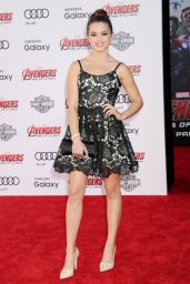 Paris Berelc - Avengers: Age Of Ultron Premiere in Hollywood