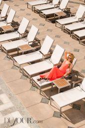 Paris Hilton - Dujour Magazine April 2015 Issue