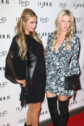 Paris Hilton - DuJour Magazine Spring Cover Party in New York City, April 2015