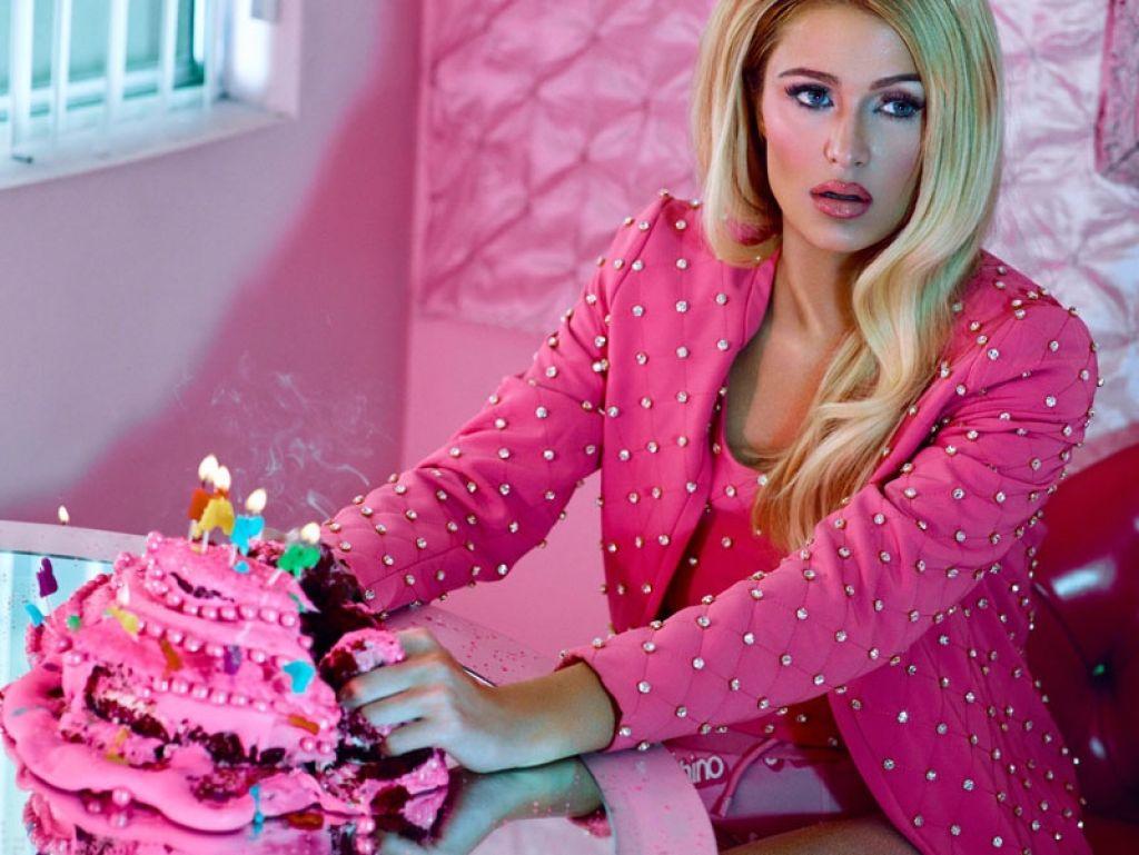 Paris Hilton Odda Magazine February 2015 Cover And Photos