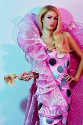 Paris Hilton - ODDA Magazine February 2015 Cover and Photos