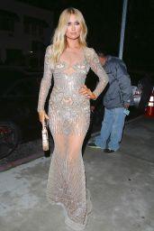Paris Hilton Style - Charbel Zoe Melrose Store Opening, April 2015