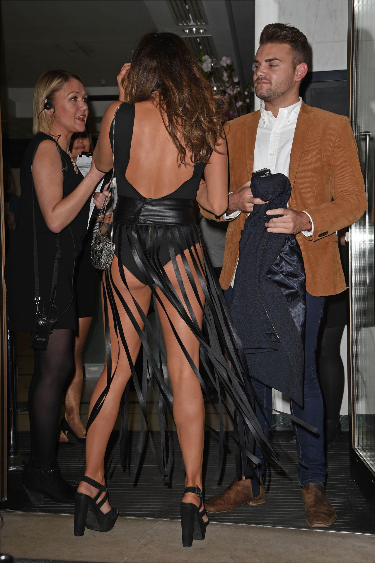 Pascal Craymer Jog On To Cancer Event In London April 2015