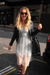 Perrie Edwards - Out in London, April 2015